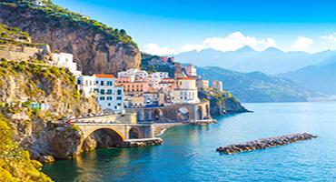 Campania – Tour Costiera incluso Capri dal 28 maggio al 01 giugno 2021 05GG/4NTS